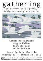 'gathering' Group Show