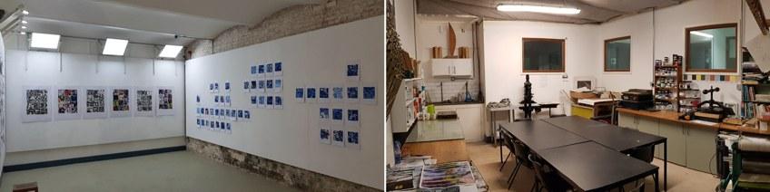 Lower Gallery & Print Room